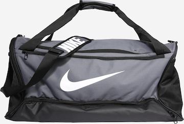 NIKE Sporttasche in Grau