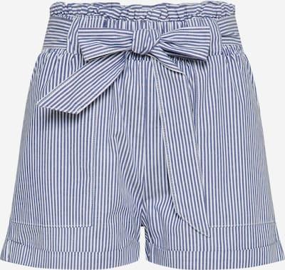 ONLY Pantalon 'SMILLA' en bleu fumé, Vue avec produit