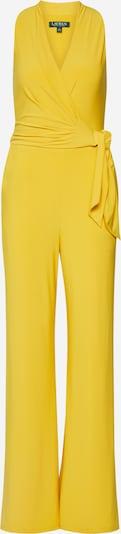 Lauren Ralph Lauren Kombinezon 'RITANNA' w kolorze żółtym, Podgląd produktu