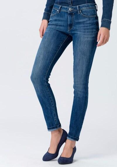EDC BY ESPRIT Jeans 'OCS Skin' in dunkelblau, Modelansicht