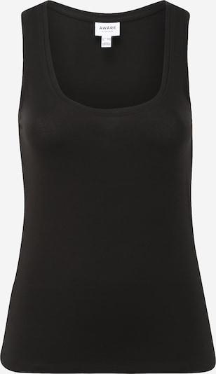 Vero Moda Curve Top 'LULU' in schwarz, Produktansicht