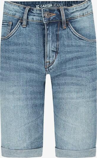 GARCIA Jeansshorts in blau: Frontalansicht