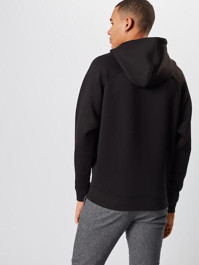 Urban Classics Sweatshirt in schwarz: Rückansicht