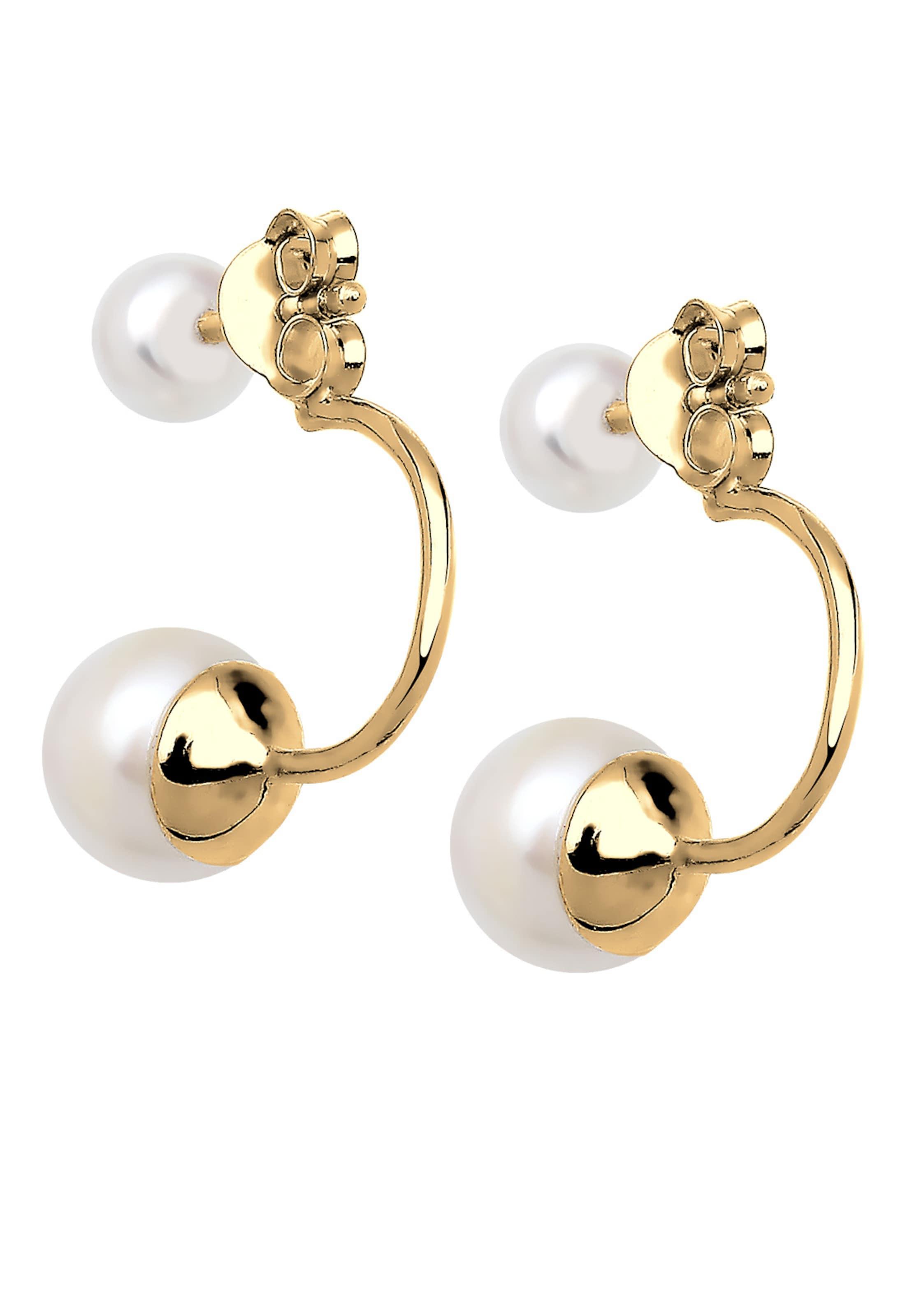Ohrringe In Elli GoldWeiß Elli In Elli Ohrringe GoldWeiß 4AjL35cqR