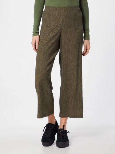 ONLY Broek 'Nilla' in de kleur Groen, Modelweergave