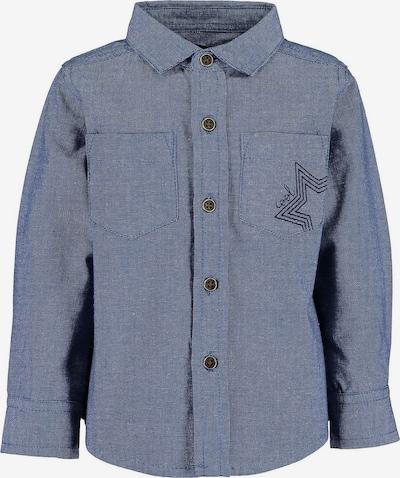 BLUE SEVEN Hemd in taubenblau, Produktansicht