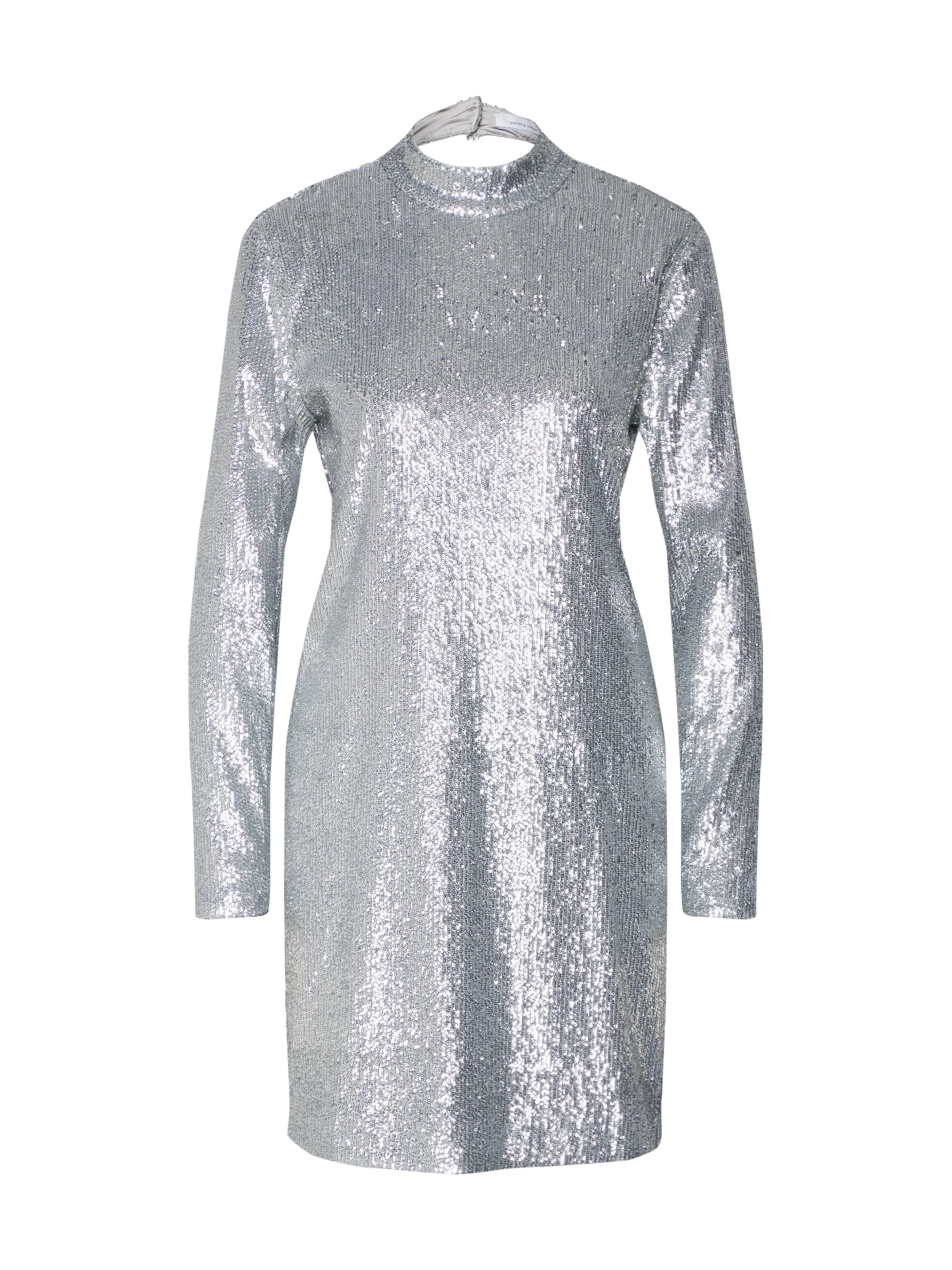 Tn amp; En Samsoe 10440' Dress Cocktail De Argent 'theta Robe Xff8qd