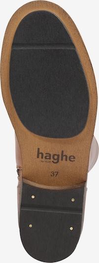 Auliniai batai su kulniuku 'Kathleen 2.0' iš HUB , spalva - ruda (konjako): Vaizdas iš apačios