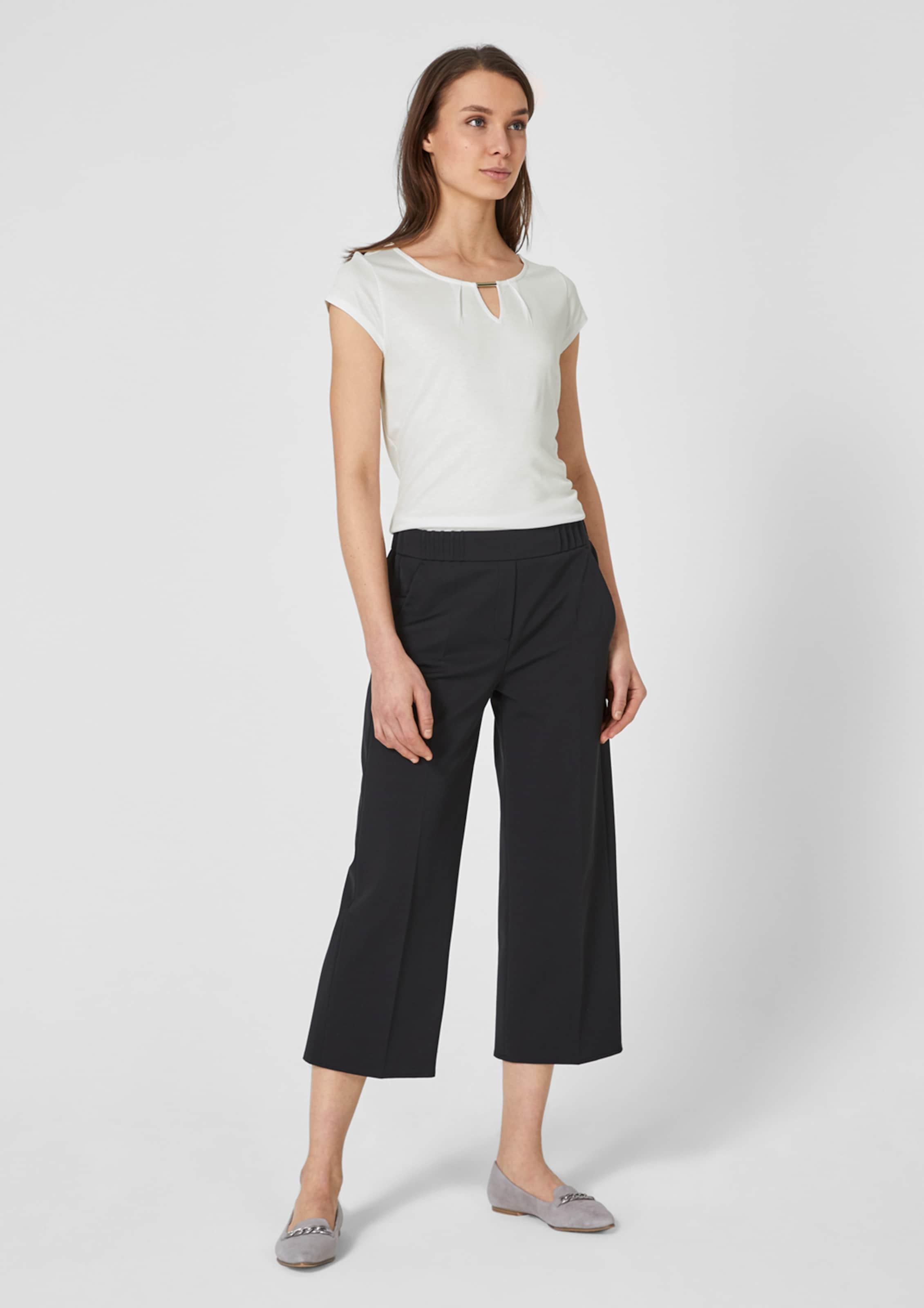 Black S Jerseyshirt Label oliver Weiß In jpqzMVLSUG