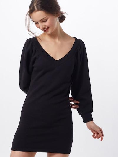 IVYREVEL Strickkleid in schwarz, Modelansicht