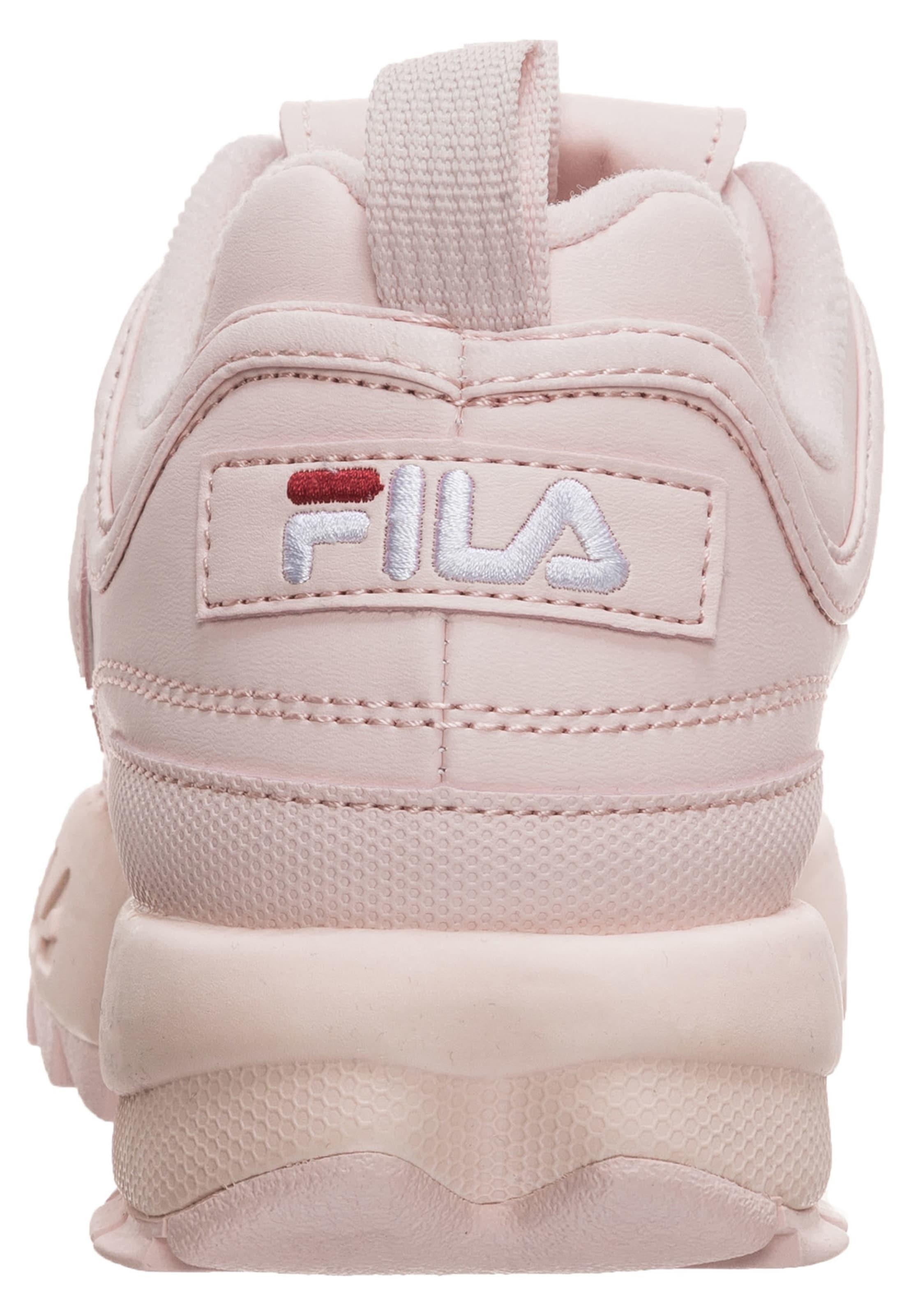 Fila Fila In Rosa 'disruptor' Rosa Sneaker In Sneaker 'disruptor' Fila drsCthQ