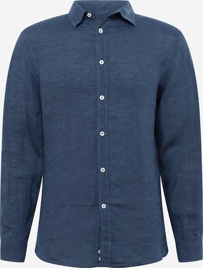 UNITED COLORS OF BENETTON Hemd in blau, Produktansicht