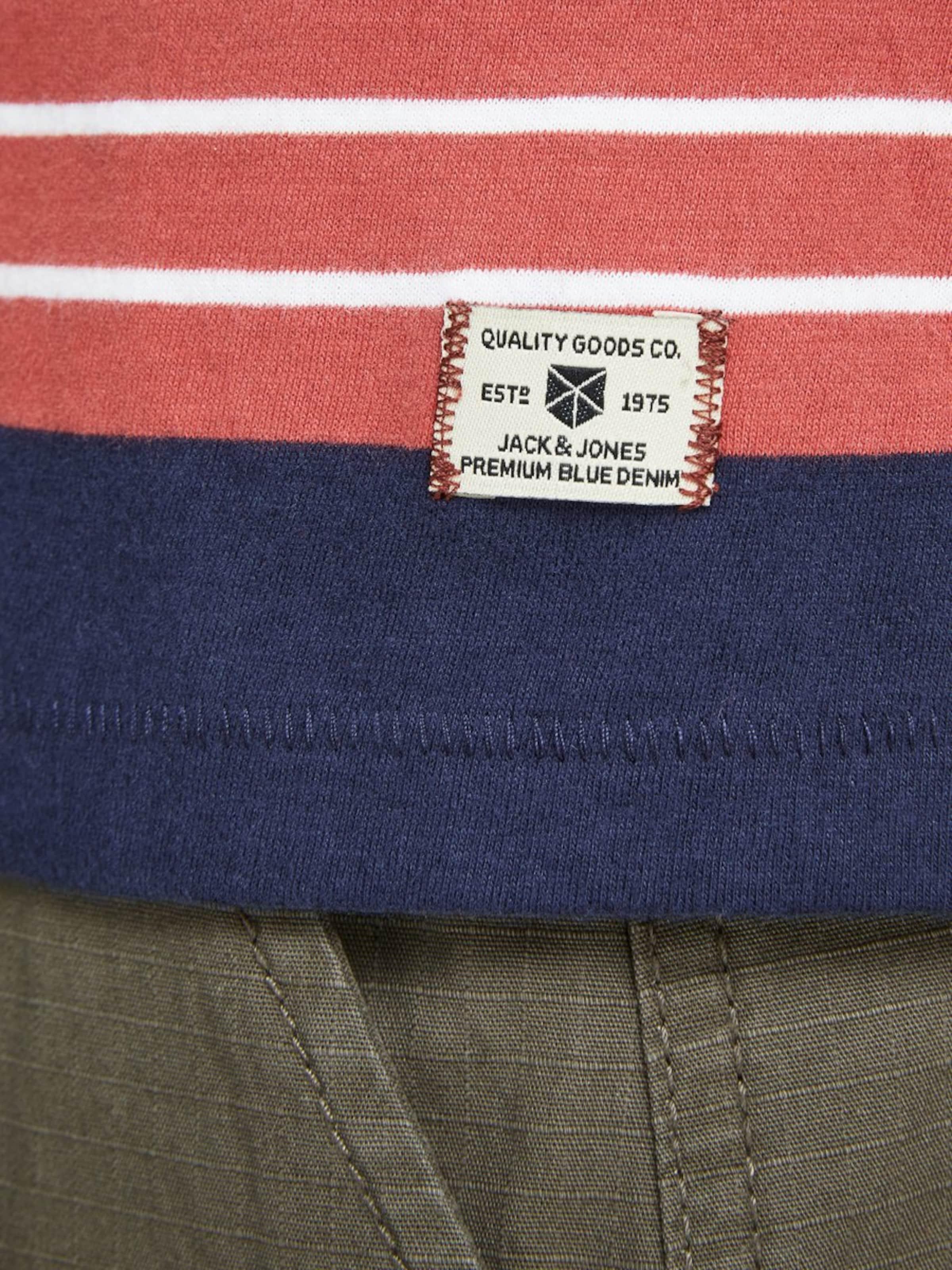 Blanc Bleu En Jackamp; shirt MarineMelon Jones T wkXN80nOP