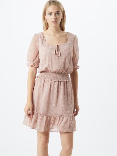 SISTERS POINT Kleid 'ETEL' in rosa / weiß, Modelansicht