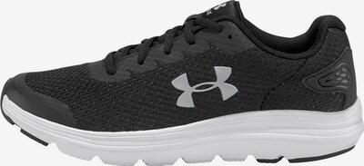 UNDER ARMOUR Laufschuh in schwarz / weiß, Produktansicht