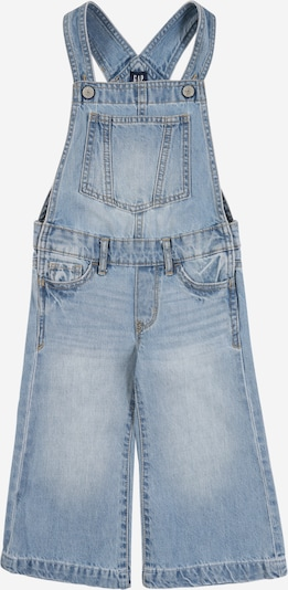 GAP Latzhose in blue denim, Produktansicht