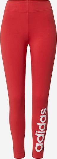 ADIDAS PERFORMANCE Leggings in rot, Produktansicht