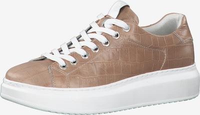 TAMARIS Sneaker in hellbraun, Produktansicht
