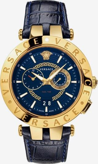 VERSACE Versace Schweizer Uhr »V-Race, VEBV00219« in dunkelblau, Produktansicht