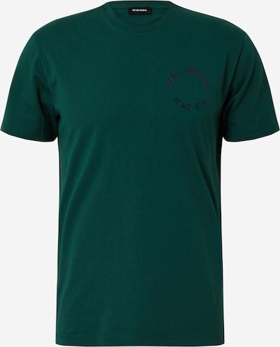 DIESEL Majica 'Diegos' u smaragdno zelena, Pregled proizvoda