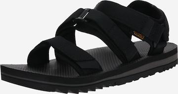 Sandales TEVA en noir
