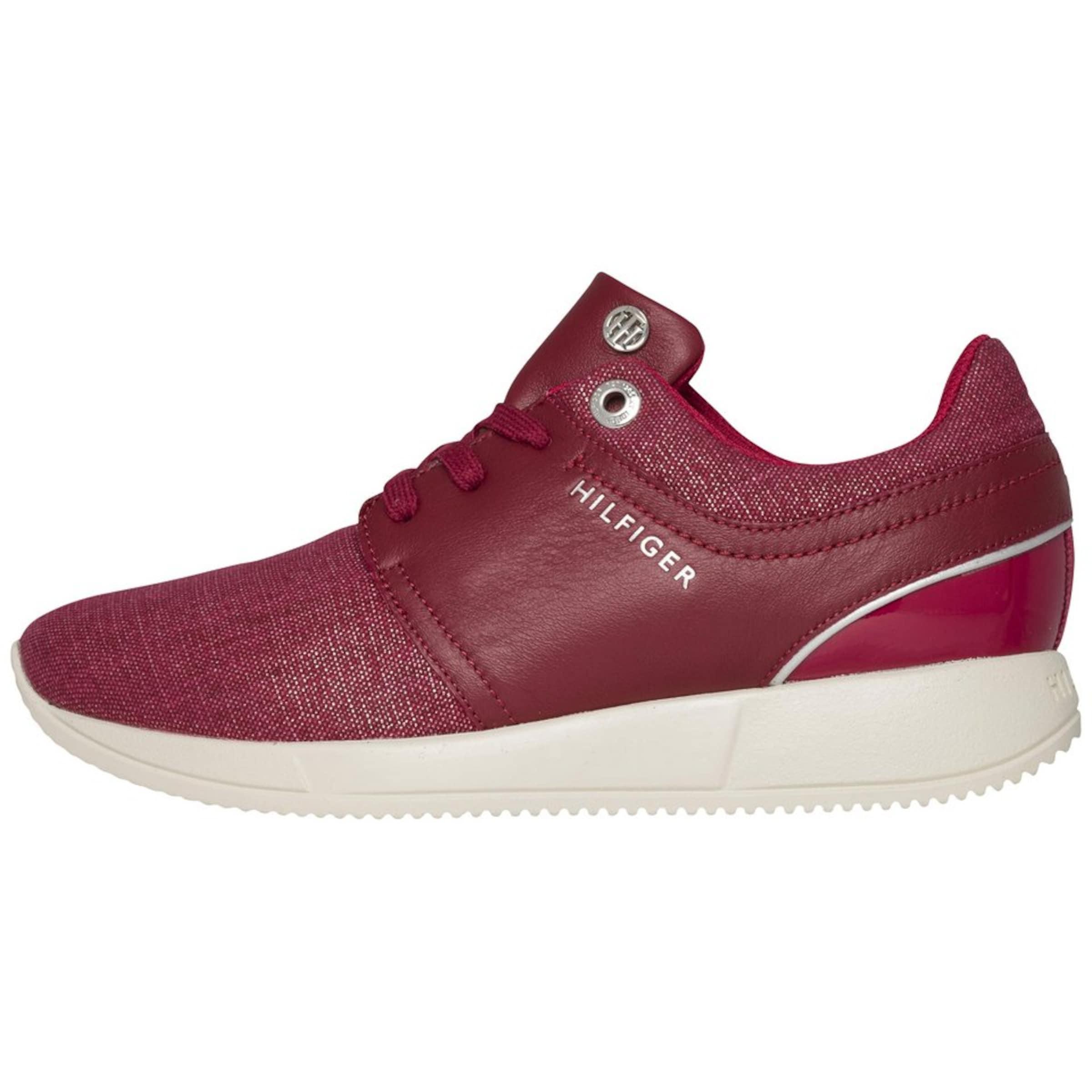 TOMMY HILFIGER Sneaker »S1285AMANTHA 2C4« Verkauf Des Niedrigen Preises Rabatt Kosten Günstig Kaufen 2018 Neueste v7hxHAo