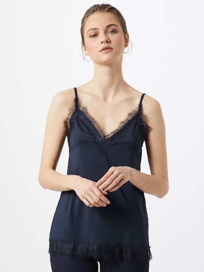rosemunde Halenka - tmavě modrá, Model/ka
