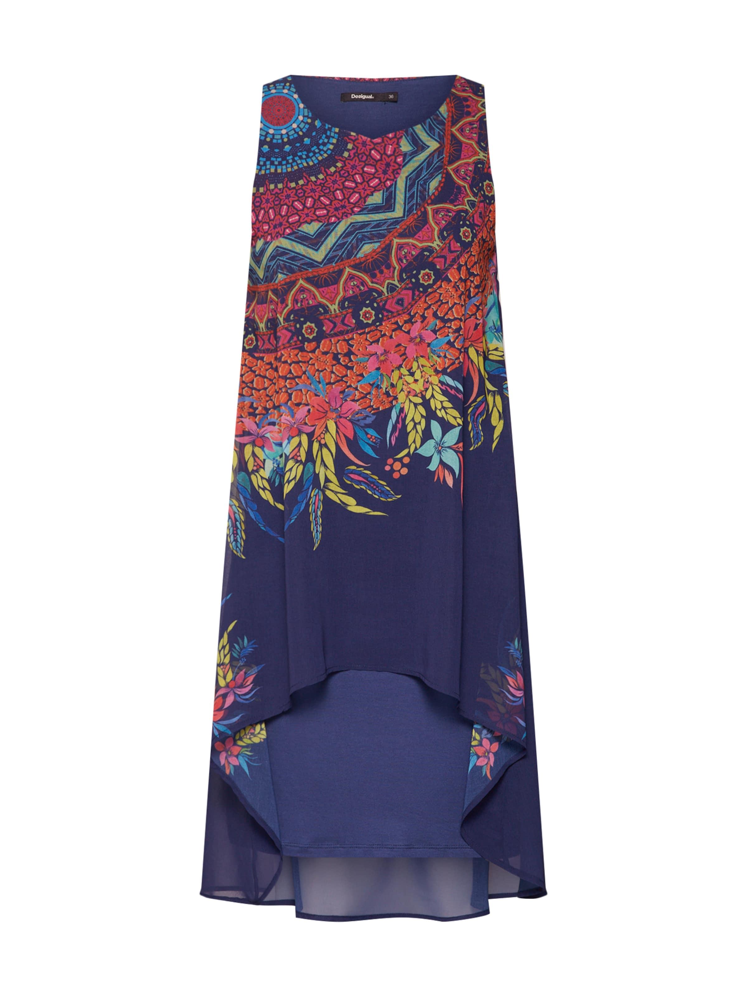 Kleid Desigual 'vest NavyMischfarben In adri' xeodCB