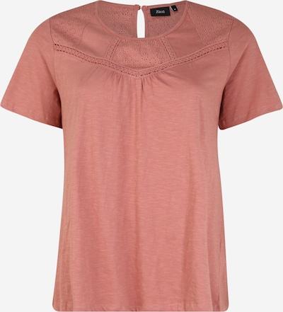 Zizzi Koszulka 'MSIERRA' w kolorze różanym, Podgląd produktu
