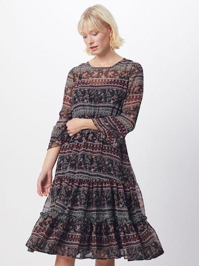 tigha Kleid 'Belana' in mischfarben / schwarz, Modelansicht