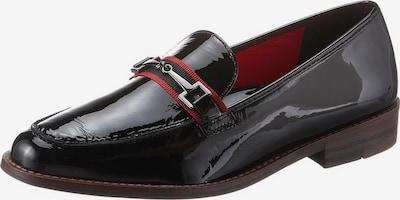 ARA Slipper 'Kent' in rot / schwarz, Produktansicht