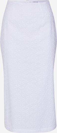 Fustă 'Siona' EDITED pe alb / offwhite, Vizualizare produs