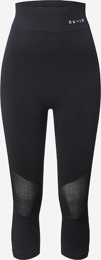 Pantaloni sport NU-IN ACTIVE pe negru, Vizualizare produs