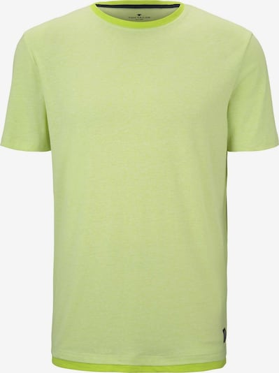 TOM TAILOR Shirt in de kleur Geel, Productweergave