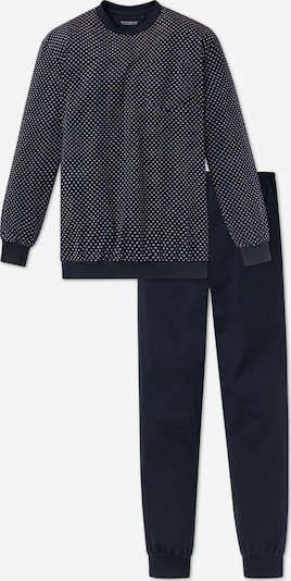 SCHIESSER Pyjama in navy, Produktansicht