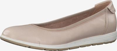 MARCO TOZZI Ballerines en rose, Vue avec produit