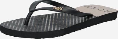ROXY Žabky 'Viva Stamp III J SNDL' - béžová / čierna, Produkt