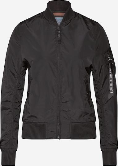 ALPHA INDUSTRIES Prechodná bunda - sivá, Produkt