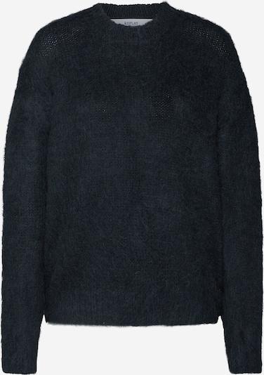 REPLAY Pullover 'Masche' in schwarz, Produktansicht