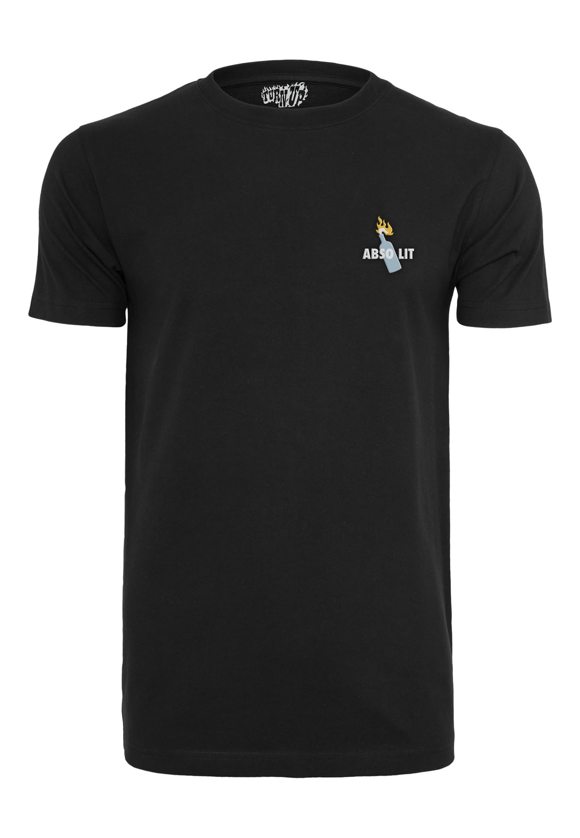 T In 'absolit' Mister Tee shirt Schwarz thdCsrQx