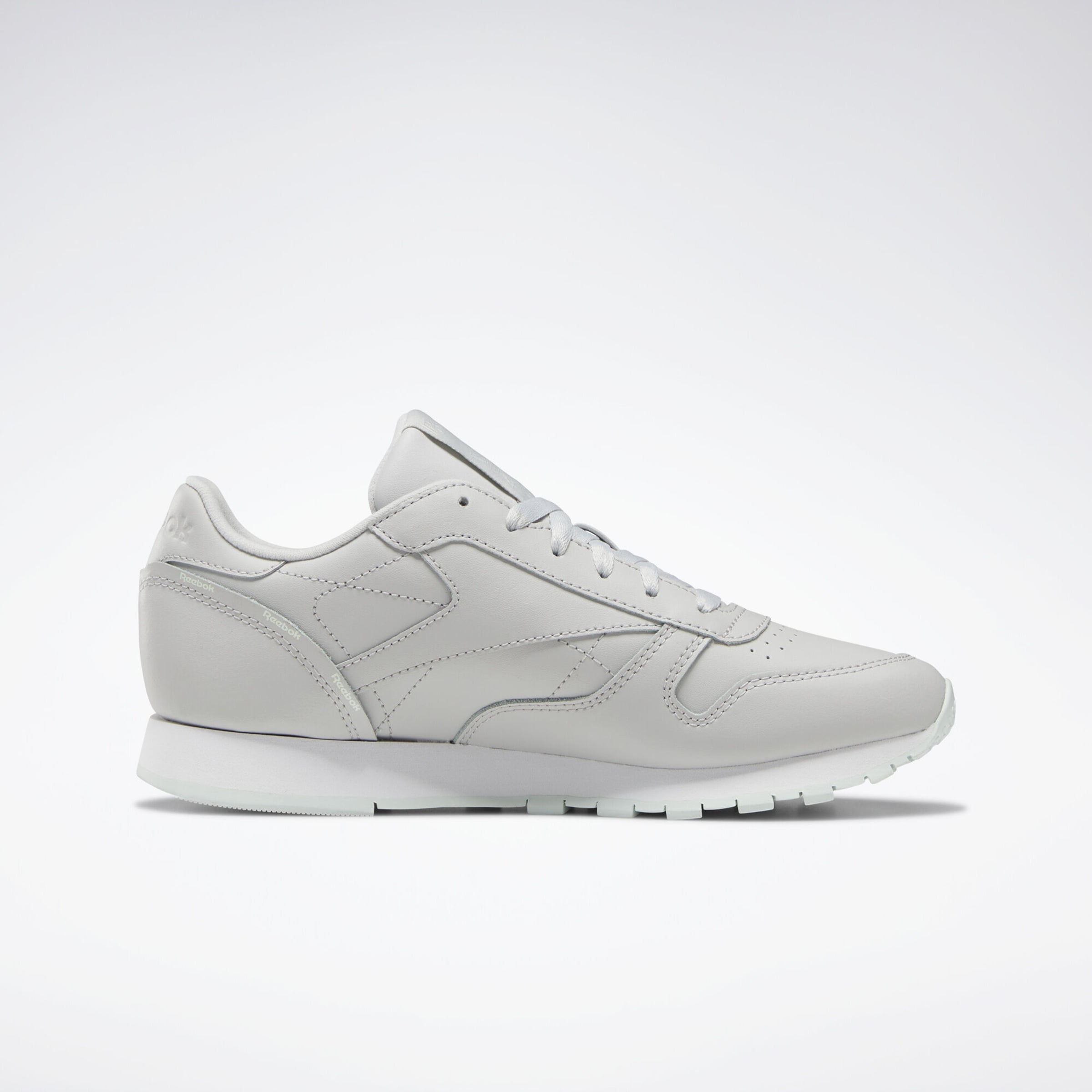 Basses Classic En ClairBlanc Baskets Reebok Gris WIYEDH29