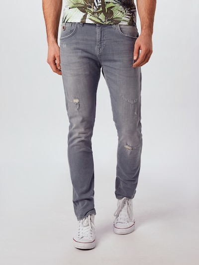 LTB Jeans 'Joshua' in grey denim, Modelansicht