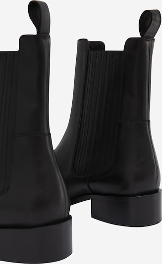 EDITED Stiefelette 'Alwa' in schwarz, Produktansicht
