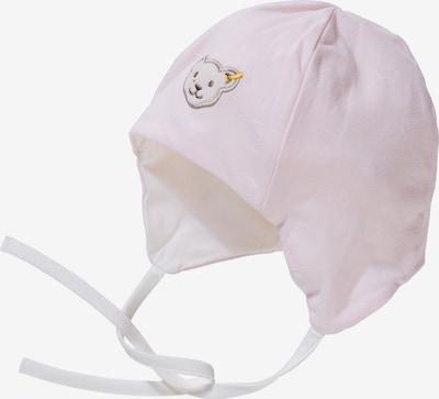 STEIFF Erstlingsmütze in rosa, Produktansicht