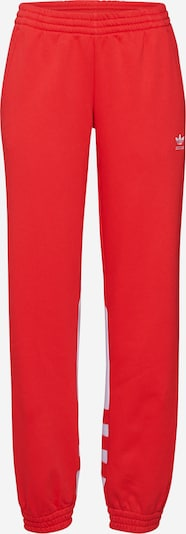 piros / fehér ADIDAS ORIGINALS Nadrág, Termék nézet