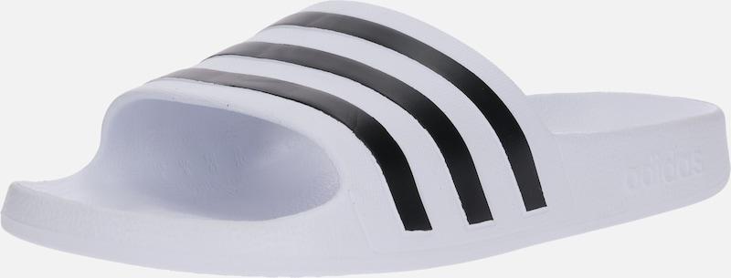 Adidas Originals NoirBlanc Aqua' En Mule 'adilette QxreWdCBo