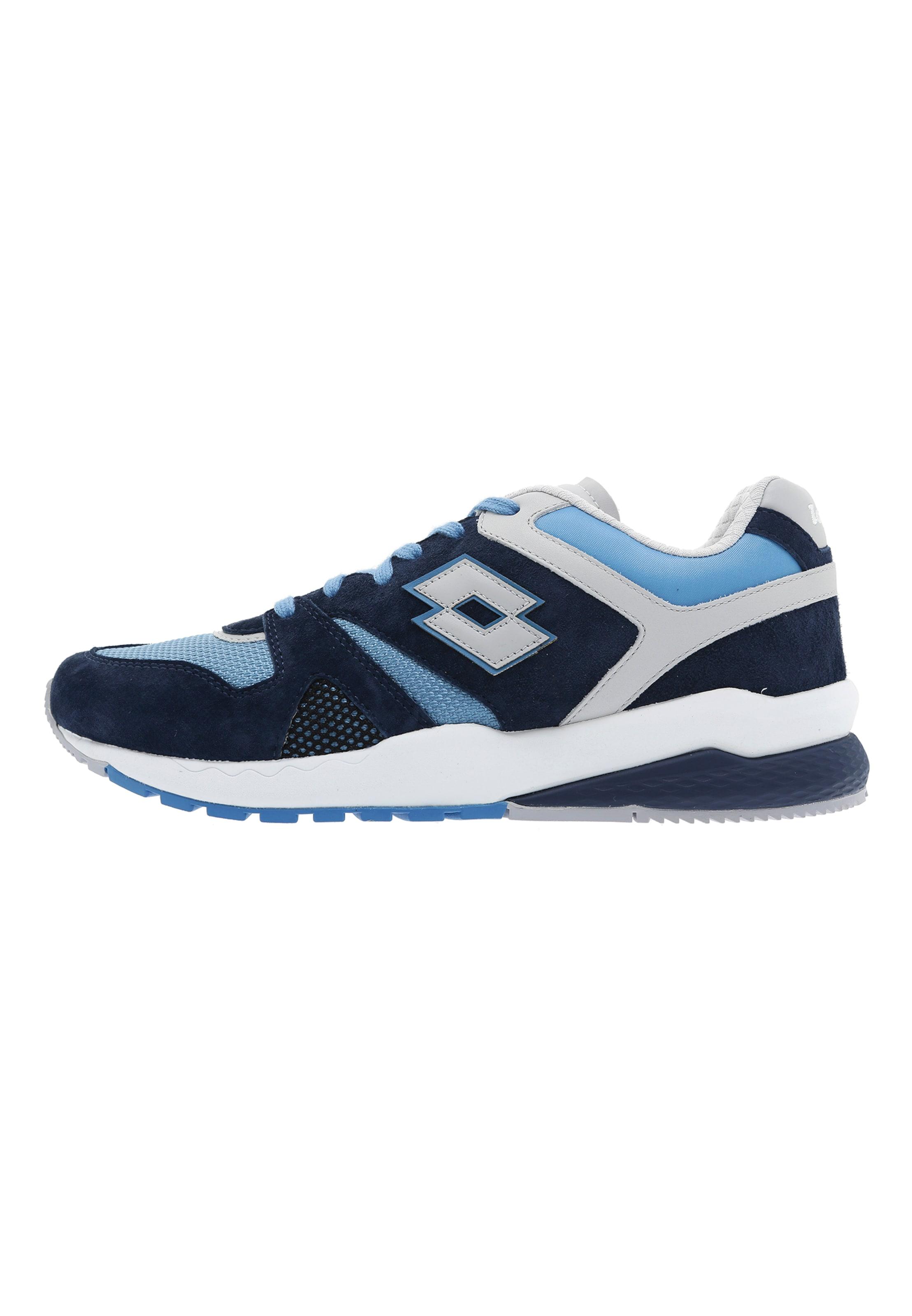 Leggenda In Sneaker Lotto 'marathon' HellblauDunkelblau Hellgrau QrdhCxts