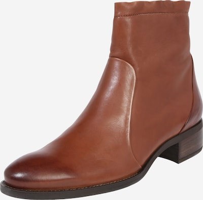 Paul Green Stiefelette in schoko, Produktansicht