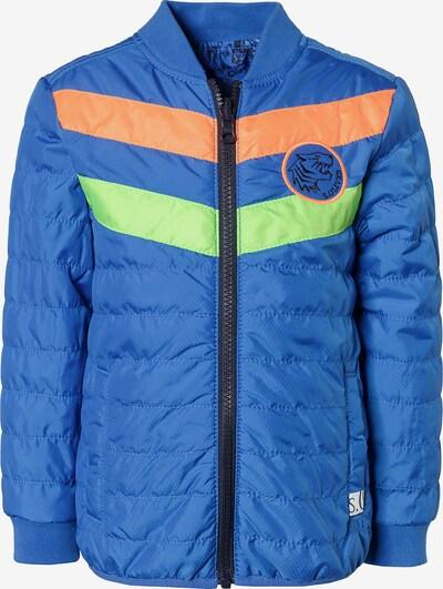 s.Oliver Junior Jacke in kobaltblau / himmelblau, Produktansicht