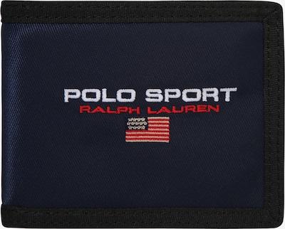 POLO RALPH LAUREN Peněženka 'COTTON/NYLON-SPRT BLLFLD-WLT-NYL' - námořnická modř, Produkt